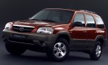 Mazda Tribute Recalled for Rusty Frame