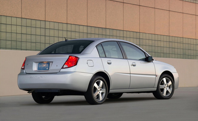 Saturn Ion Safety Probe Closed by NHTSA