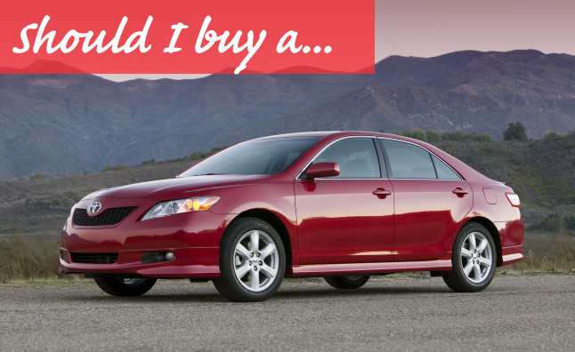 2006-2011 Toyota Camry Used Car Review