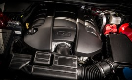 2014 Chevrolet SS Engine