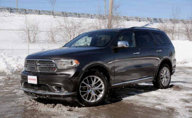 Five-Point Inspection: 2014 Dodge Durango Citadel AWD