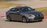 Lexus IS Next to Get Turbocharged 4-Cylinder