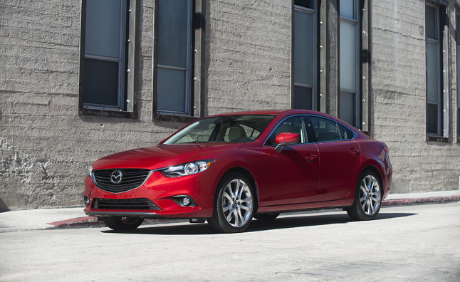 Mazda6 Recalled for Possible Power Loss in Heavy Rain