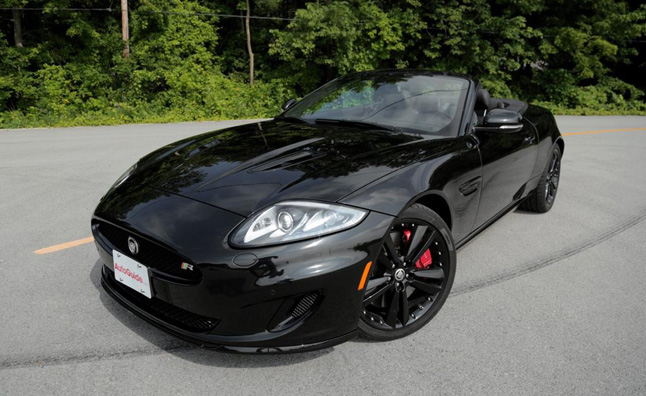 Jaguar XKR Ends Life with 'Final Fifty' Limited Edition