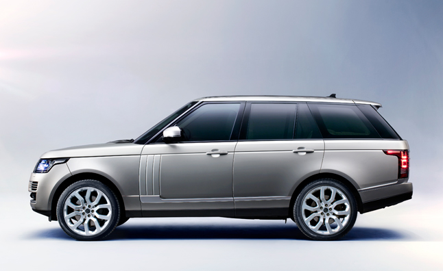 2014 Land Rover Range Rover Recalled for Turn Signal Indicator Issue