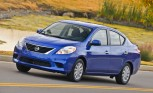 Updated Nissan Versa Sedan to Bow at New York Auto Show