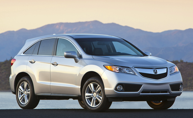 Acura RDX Price Creeps up in 2015