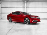 2015 Acura TLX Mechanical Details Leaked
