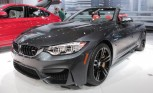 Take it All Off! BMW Reveals Drop-Top 2015 M4 Convertible