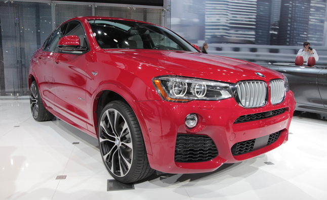 2015 BMW X4 Video, First Look