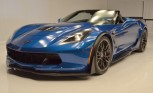 2015 Corvette Z06 Convertible Opens Up in New York