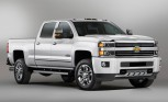 Chevrolet HD Trucks Get High Country Luxury Trim