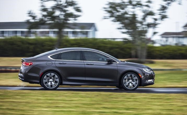 2015 Chrysler 200 Adding Start-Stop Technology