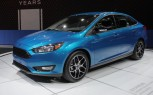 2015 Ford Focus Video, First Look