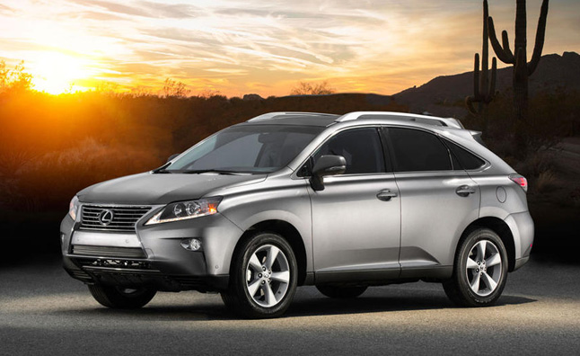 Stretched Lexus RX Under Consideration as Seven Seater