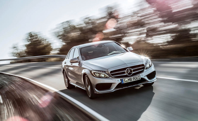 2015 Mercedes C-Class Order Guide Leaked