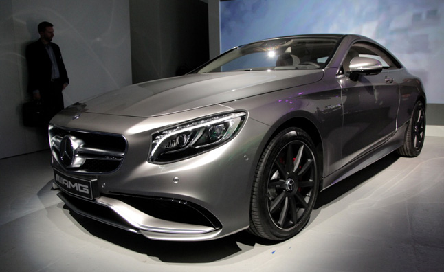 Mercedes S63 AMG Coupe Video, First Look