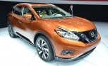 2015 Nissan Murano Bows With Style in NY