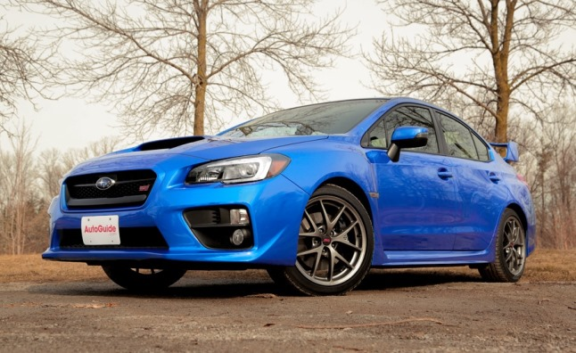 Five-Point Inspection: 2015 Subaru WRX STI