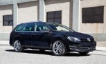 VW Golf SportWagen Previewed as Diesel AWD Concept