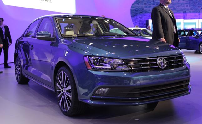 'New' 2015 Volkswagen Jetta Bows in NYC