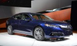 2015 Acura TLX Video, First Look