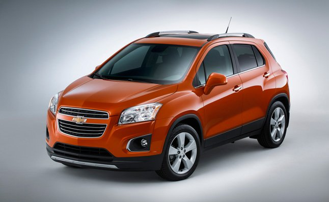 2015 Chevrolet Trax Video, First Look