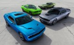 2015 Dodge Challenger Revealed Early with 8-Speed