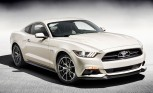 2015 Mustang GT 50th Anniversary Edition Gets Heritage Inspired Style