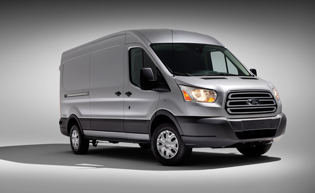 Ford Transit Production Begins in Kansas