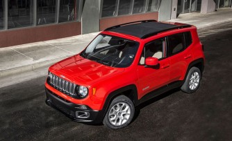 Watch Jeep Renegade US Debut Live Streaming Here