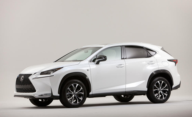2015 Lexus NX Revealed With Turbo and Hybrid Engines