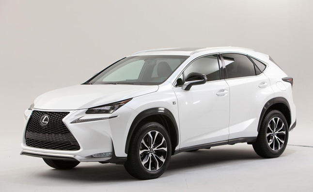 2015 Lexus NX Performance Specifications Announced