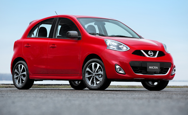 Nissan Micra Not US-Bound