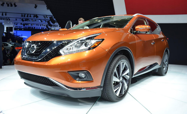 2015 Nissan Murano Video, First Look