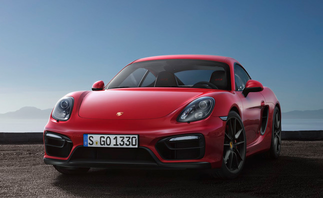 How the Porsche Cayman Has Surpassed the 911