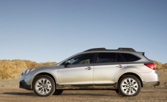 2015 Subaru Outback Video, First Look