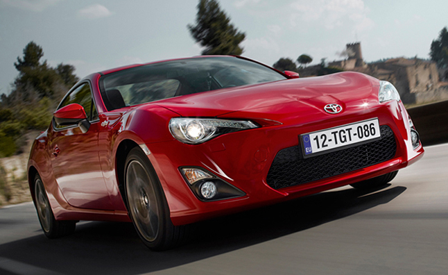 Toyota GT86 Suspension Upgrades Might Reach FR-S