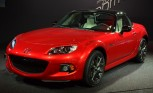 Mazda MX-5 Miata 25th Anniversary Edition Revealed