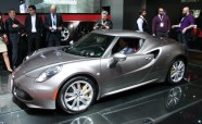 Alfa Romeo 4C Arrives