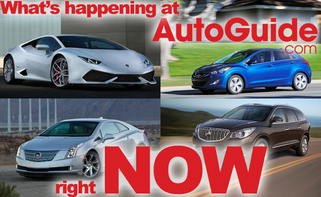 AutoGuide Now for the Week of April 28