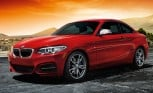 2015 BMW 228i Gets Track Handling Package