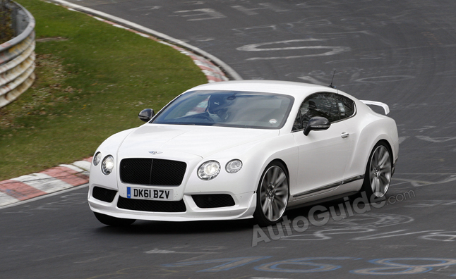 Bentley Continental GT V8 RS-Main