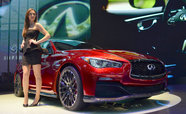 Infiniti Q50 Eau Rouge Production Rumored