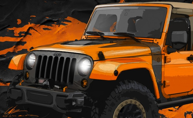 Jeep Teases 2014 Moab Easter Safari Concepts