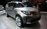 Land Rovers Discovery Vision Concept is an SUV of the Future