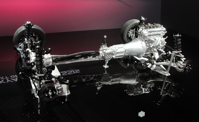 Mazda Reveals Skyactiv Chassis for Upcoming Miata