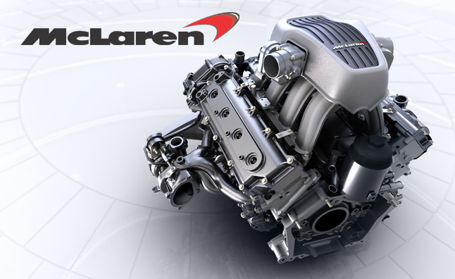 Everything You Need to Know About McLaren's 3.8L Twin-Turbo V8