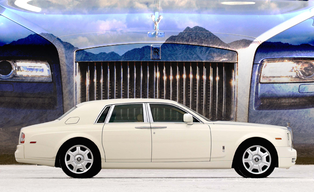 Provenance Rolls-Royce
