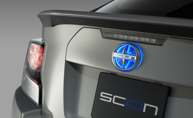 scion badge